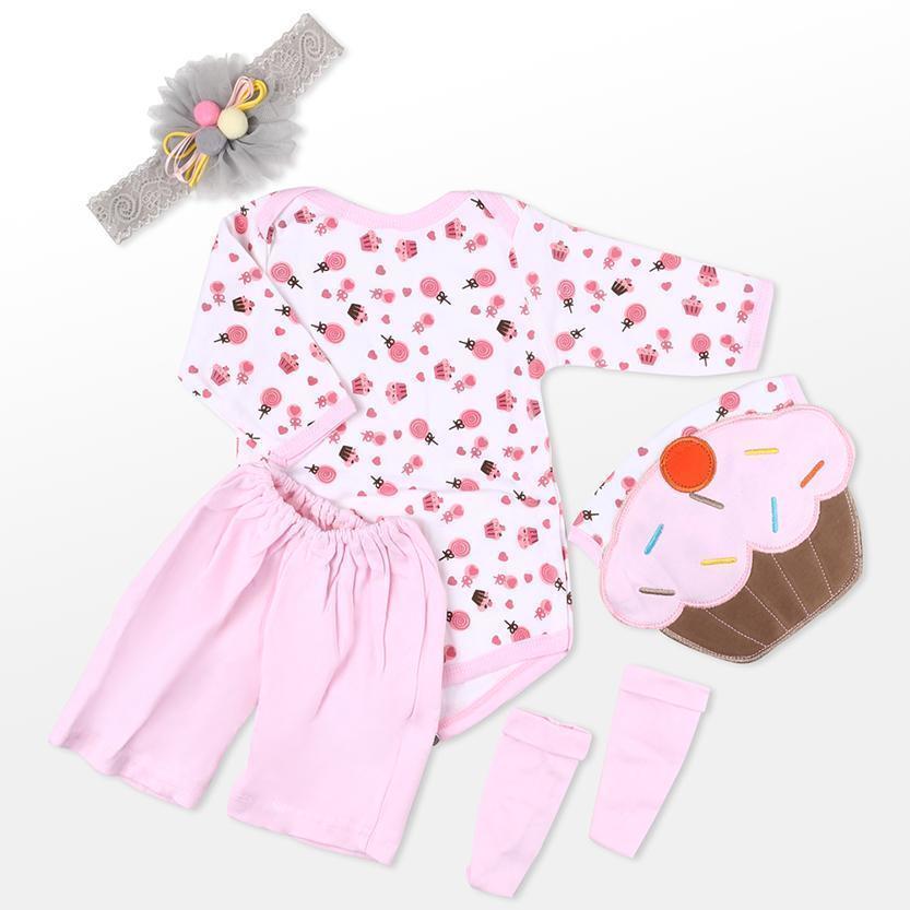 20″- 22″ Reborn Doll Girl Baby Clothing sets