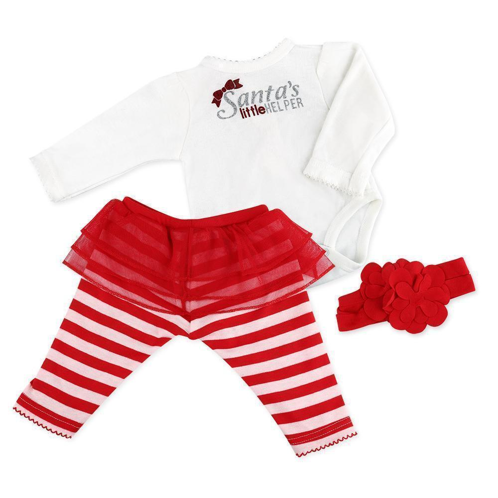 """17""""Baby Doll clothes Outfit Set"""