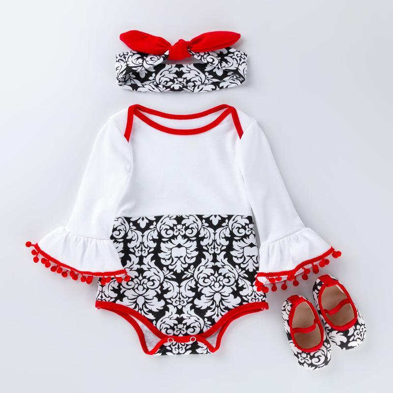20″- 22″ Reborn Doll Girl Baby Clothing sets  National style
