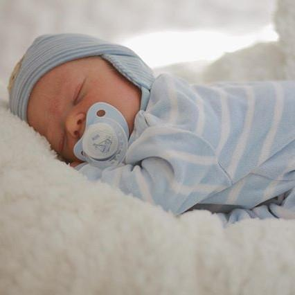"""17.5"""" st Maranto Truly Reborn Baby Doll with Coos and """"Heartbeat"""""""