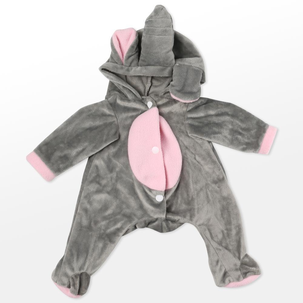 20″- 22″ Reborn Doll Girl Baby  Cotton Clothing sets