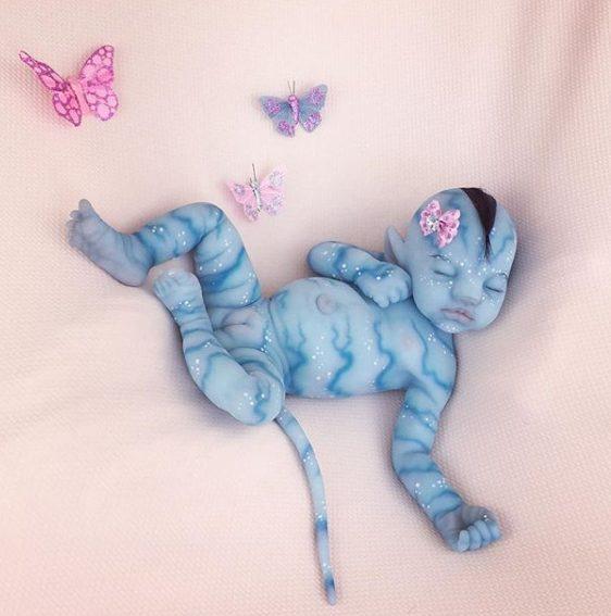"[Realistic Handmade Gifts]20"" Realistic Undomiel Reborn Handmade Fantasy Baby Girl"