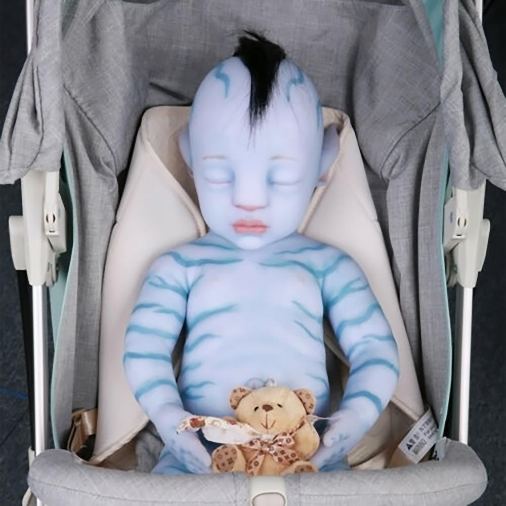 "20"" Realistic Irina Truly Handmade Baby Boy Doll"