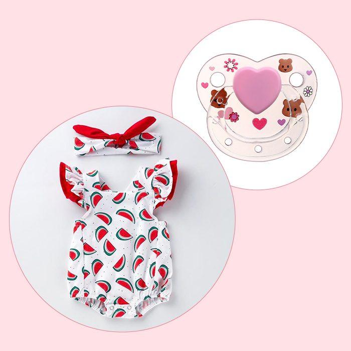 Adoption Reborn Baby Essentials Gift Set