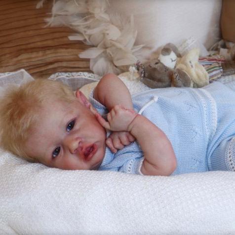 "Realistic 22"" Charleston Reborn Baby Doll Boy"
