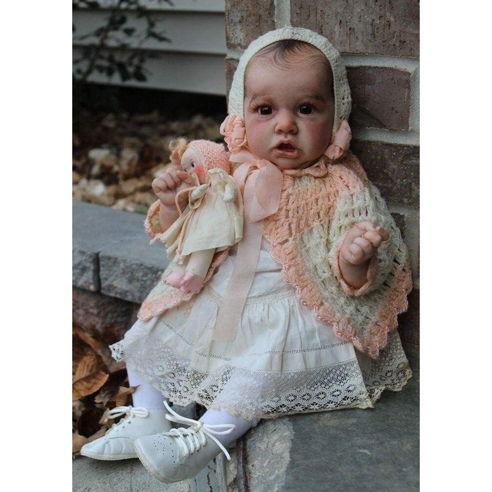 """22"""" Beautiful Theodora Touch Real Reborn Baby Doll Girl"""