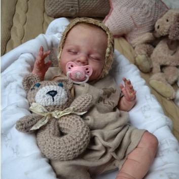 "Realistic 20"" Kids Play Gift Jahn Reborn Baby Doll Boy- So Truly Lifelike Baby"