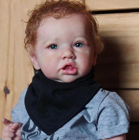 22″ Oscar Truly Reborn Baby Doll Boy