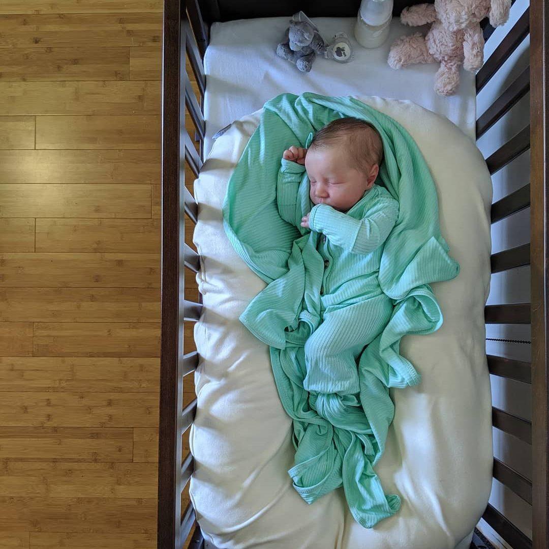 "20 "" Lifelike Melissa Sleeping Reborn Baby Boy Dolls"