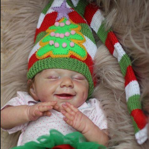 "Realistic 20"" Kids Reborn Lover Lovely Wyatt Reborn Baby Doll Boy – So Truly Lifelike Baby"