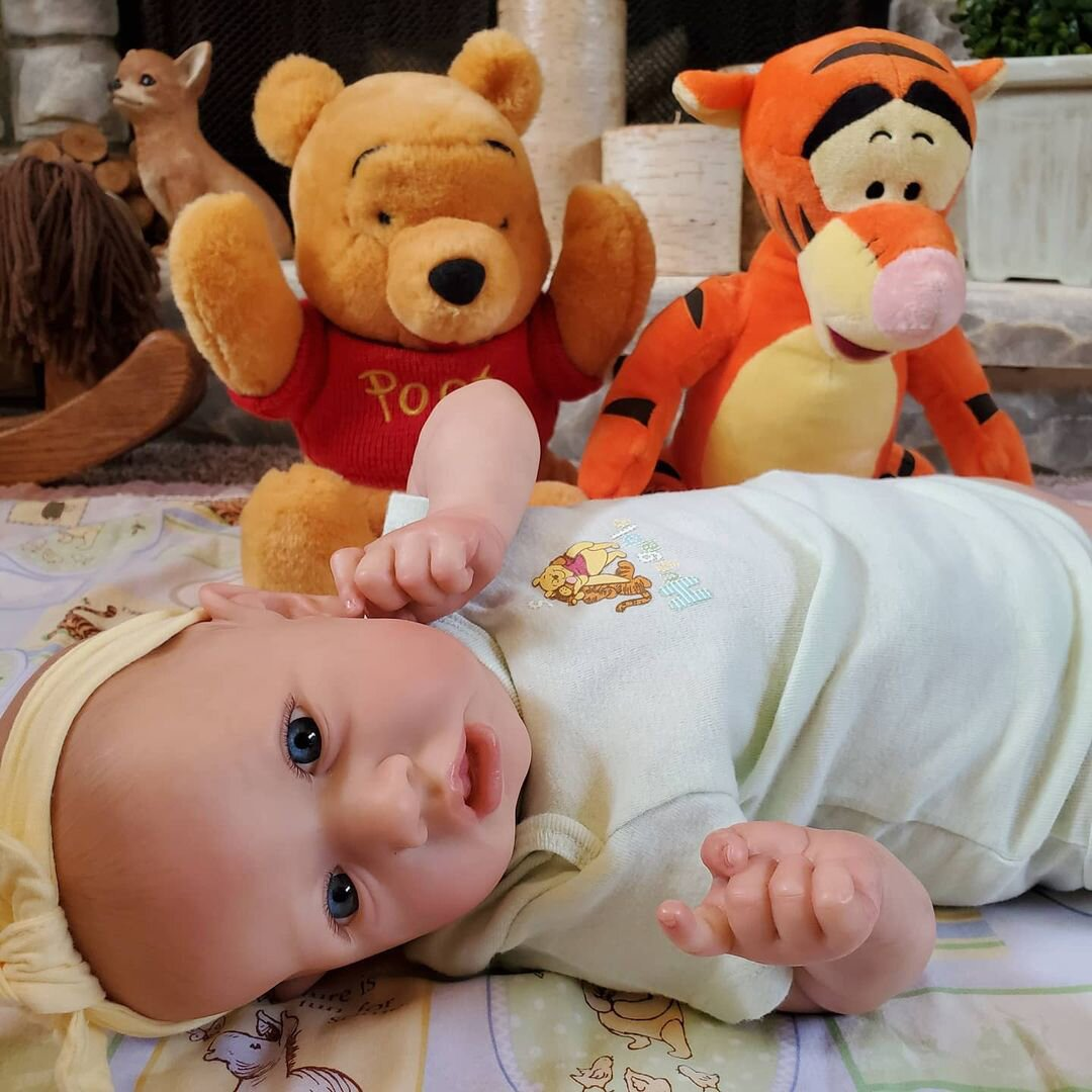 Curing hypertension with reborn doll