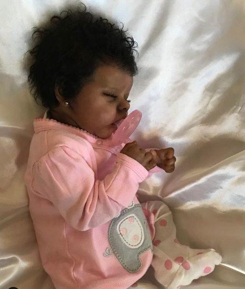 17 inch Derrick Realistic Reborn Baby Doll Girl