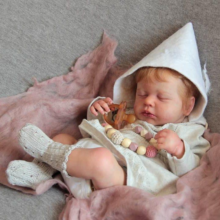 "20"" Kids Play Gift Madison Reborn Baby Doll Girl"