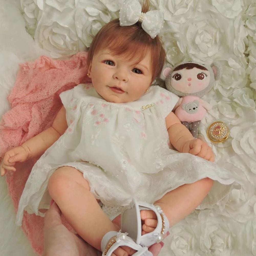Sweet Toddler Girl Baby Maus Reborn Doll for Adoption