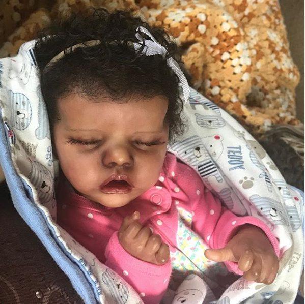 17inch Aubree Truly Realistic Reborn Baby Doll
