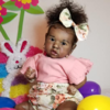 """22"""" Real Life Reborn Baby Doll Girl Conway"""