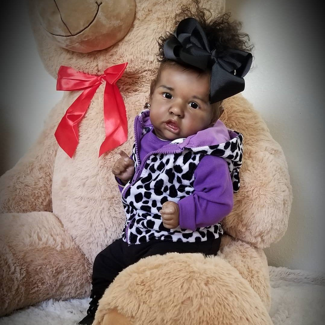 """22"""" Sweet Kimberly Reborn Baby Doll Girl Realistic s Gift Lover"""