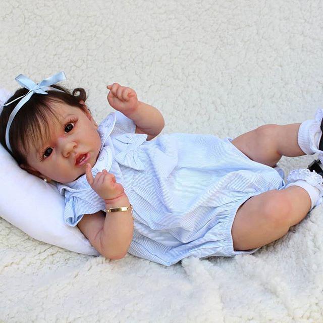 "12"" Gigi Realistic Reborn Baby Girl"