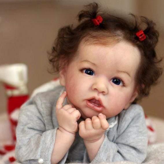 """12"""" Kids Reborn Lover Truda Reborn Baby Doll girl"""