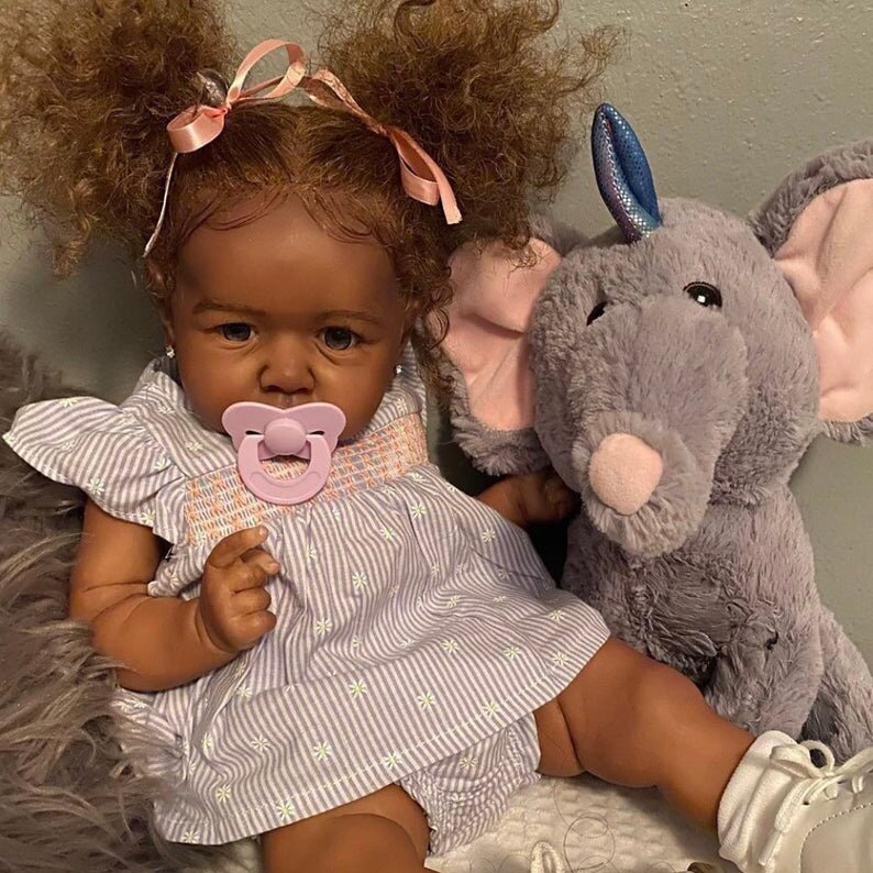 A Reborn Doll for African American Parents
