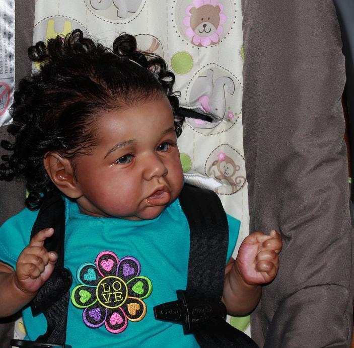 22″ Dalary Truly Baby Doll