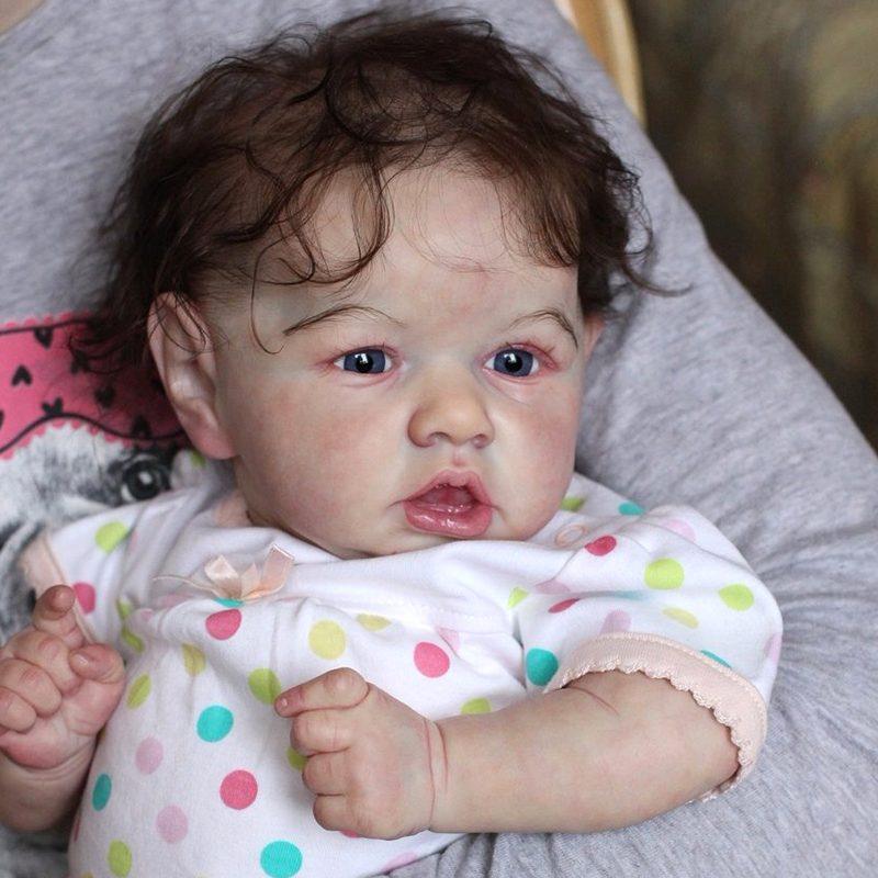"12"" Handmade Reborns Jennifer Reborn Baby Doll Girl Realistic Toys Gift Lover Toy"