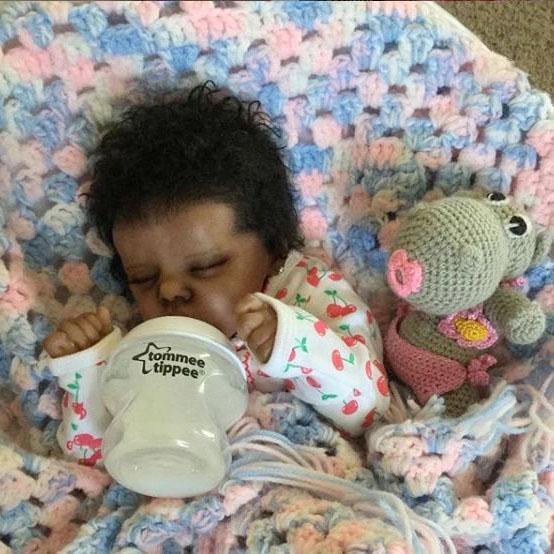 17inch Arlene Truly Realistic Reborn Baby Doll Girl