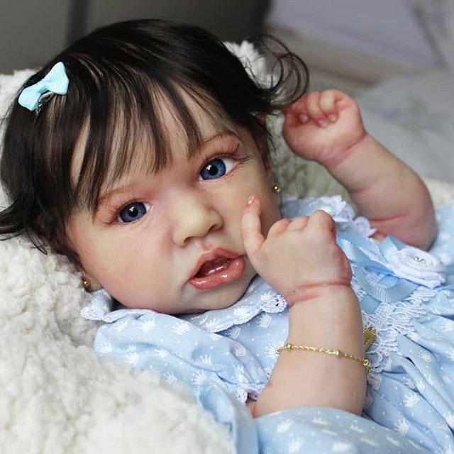"""12"""" Florence Realistic Reborn Baby Girl"""