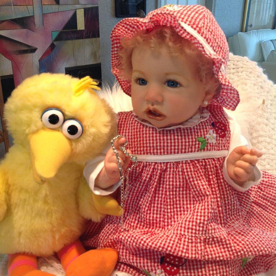 "22"" Realistic Nora Reborn Baby Doll Girl"