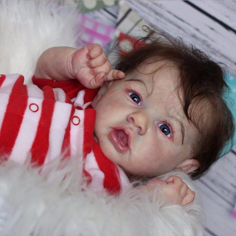 "12"" Kids Reborn Lover Kayla Reborn Baby Doll Girl Toy"