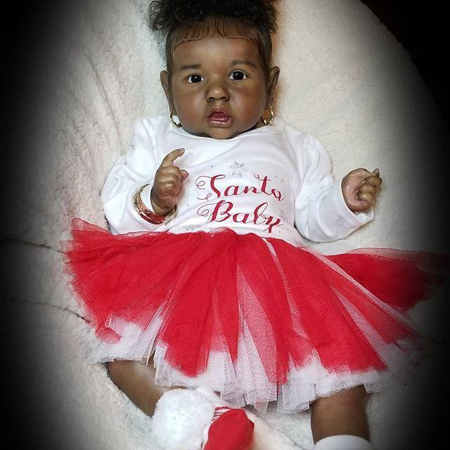 """22"""" Tracey Truly Reborn Baby Doll Girl"""
