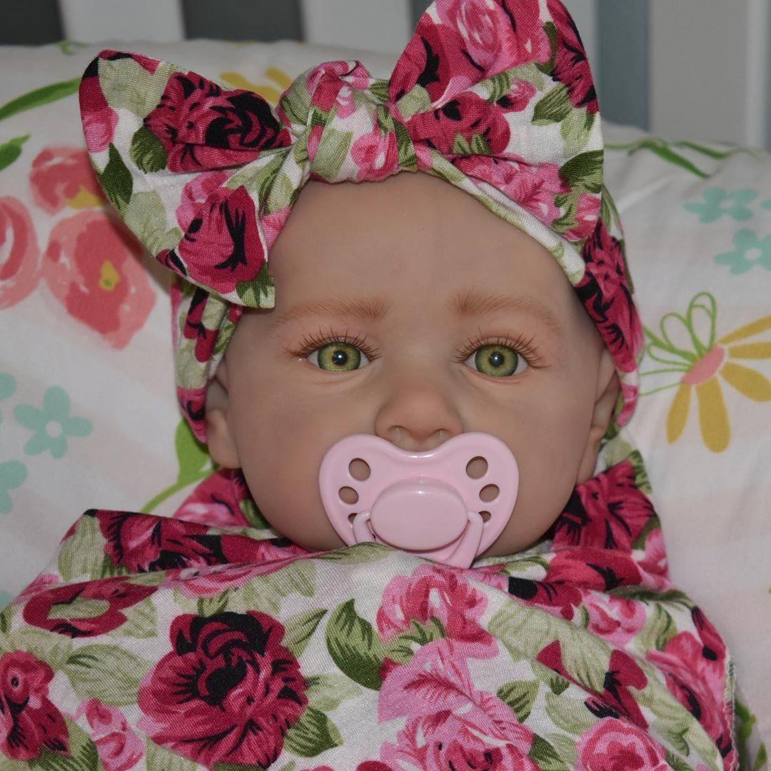 "Realistic 22"" Macneil Reborn Baby Doll Girl Gift"