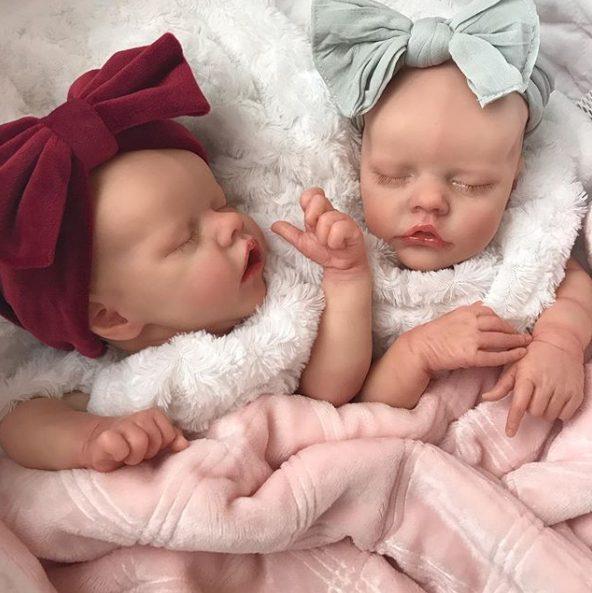 Reborn Silicone Dolls Are The Real Fun